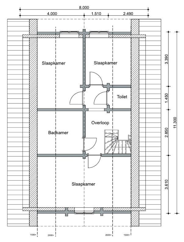 plattagrond-verdieping-lsk